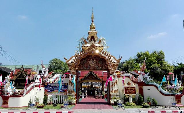 TEMPLOS DE CHIANG MAI, TAILANDIA (8) WAT MUEN TUM