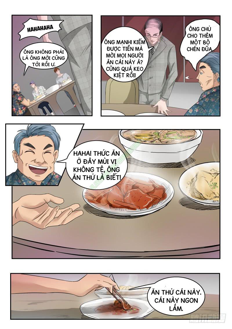 thấu thị chi nhãn Chapter 86 - upload bởi truyensieuhay.com