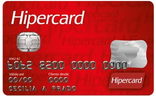 2 via fatura Hipercard