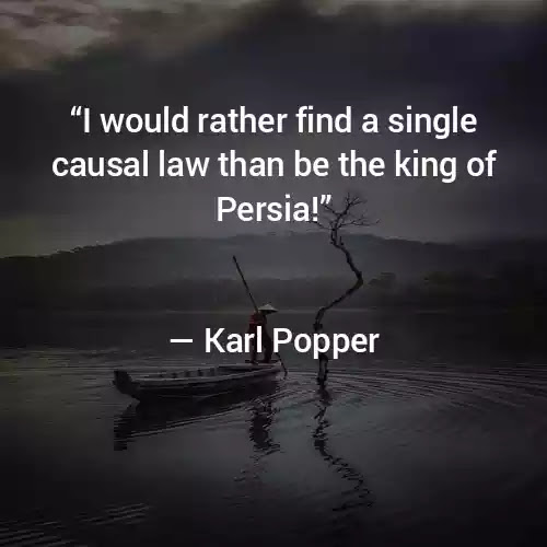 Karl Popper best Quotes
