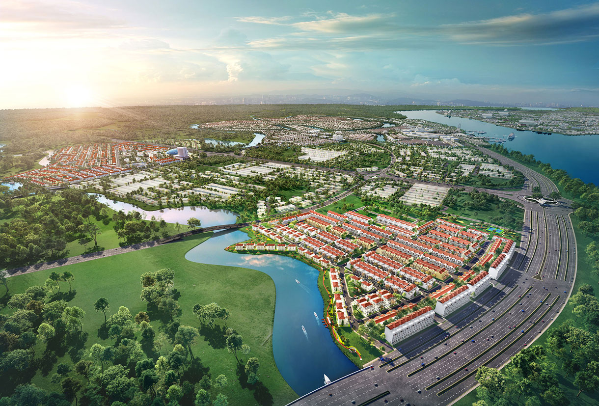 AQua City River Park 1