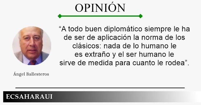OPINIÓN | Humanismo y diplomacia.