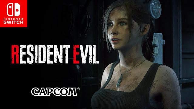 resident evil outrage biohazard code veronica insider aesthetic gamer dusk golem survival horror nintendo switch capcom
