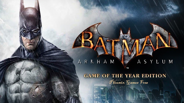 batman arkham asylum joker dlc pc download
