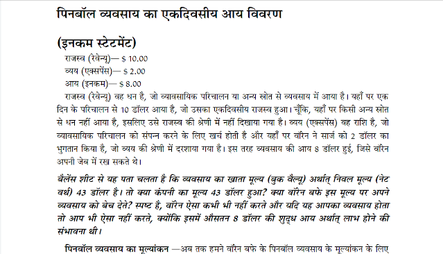 Warren Buffett Ka Safal Karobaar Hindi PDF