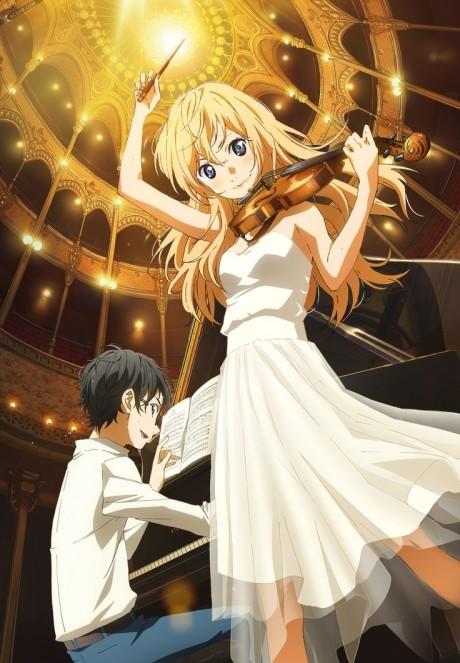 Shigatsu wa Kimi no Uso Batch Subtitle Indonesia