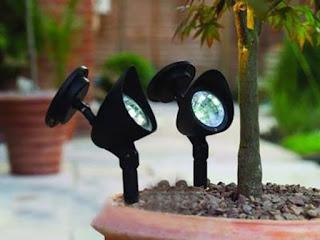 Spot Solar Light