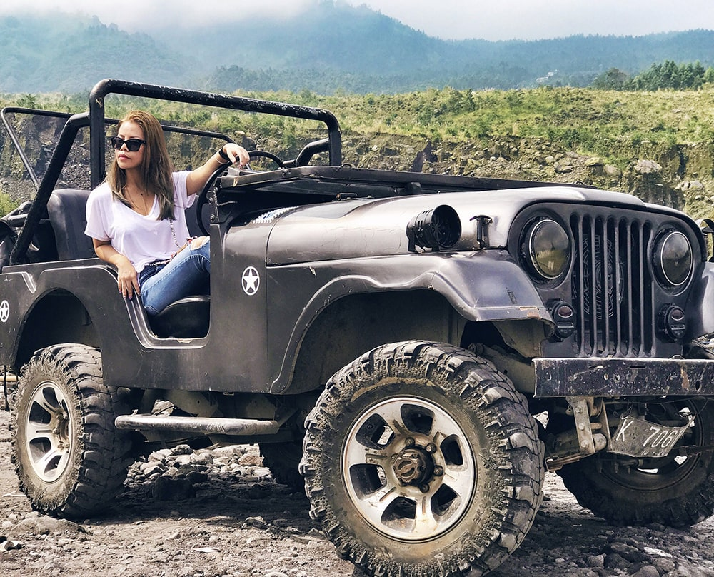 Crystal Phuong- What to do in Yogyakarta- Mt. Merapi