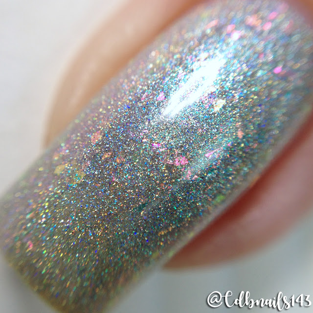 Supernatural Lacquer-The Fortune Teller