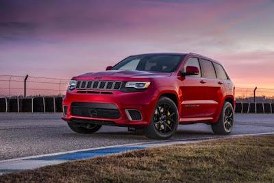 2018 Voitures neuves: 2018 Jeep Grand Cherokee Prix et Date d'arrivée estimée