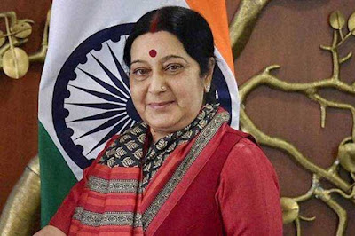 Sushma Swaraj Visited Uzbekistan