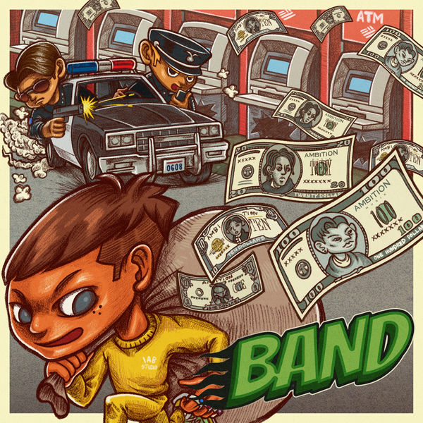 CHANGMO, Hash Swan, ASH ISLAND & Keem Hyoeun – BAND – Single