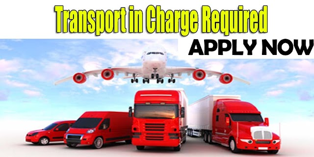 Transport in Charge Required