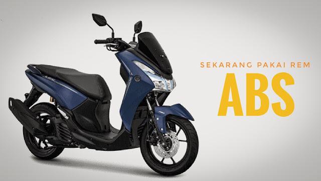 Rem ABS Pada Motor Yamaha