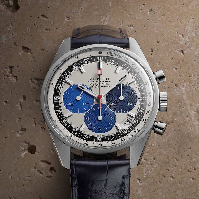 Zenith Chronomaster Revival Manufacture Edition ref. 03.Z386.400/60.C843