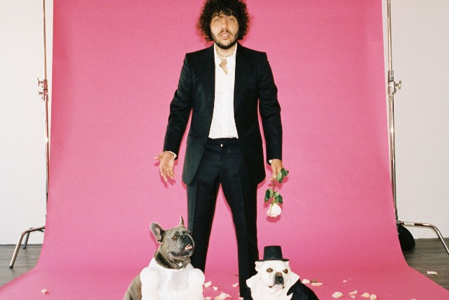 """Benny Blanco claims first UK No. 1 with """"Eastside"""""""