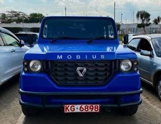 (KENYA) Mobius II