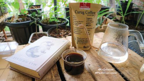 Curug Coffee, Kopi Robusta Lampung Dari Kebun Rakyat Tanggamus