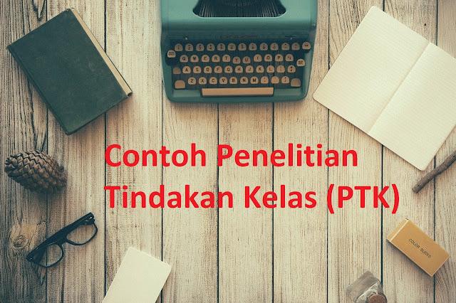 Contoh PTK