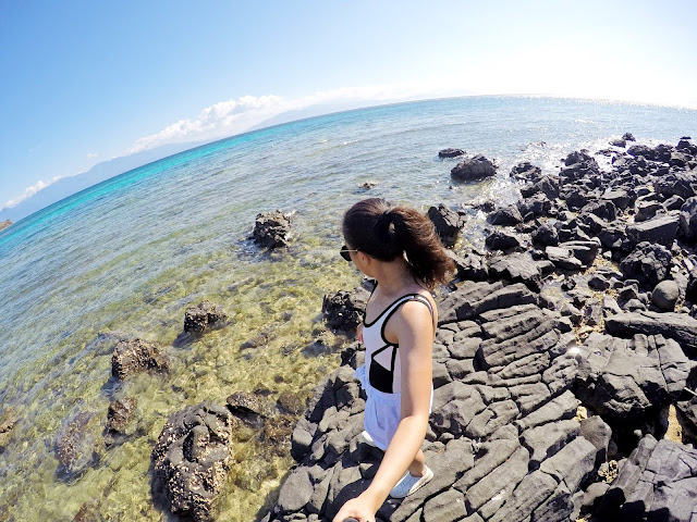 (c) Rizza Salas x Fortalez / Oscar Island x Beyond the beach