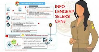 Informasi Rincian Formasi, Tenaga Prioritas, Jadwal & Syarat Pendaftaran CPNS Terlengkap