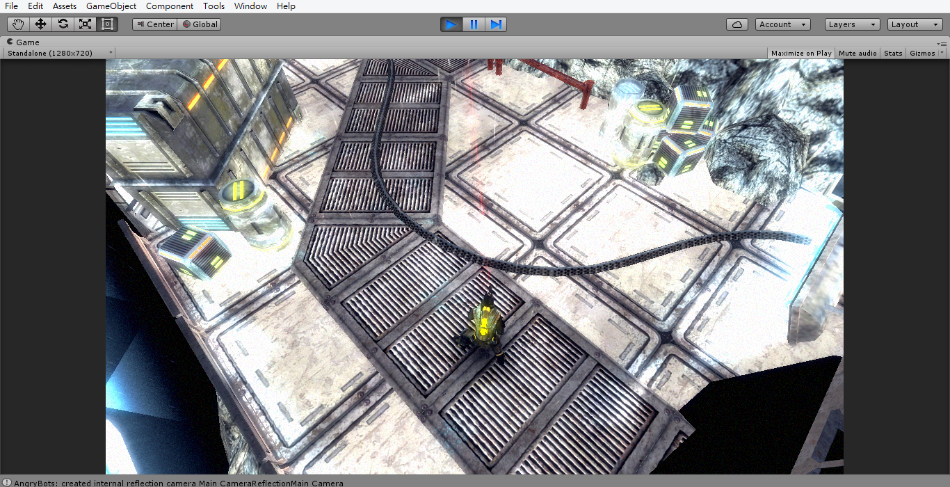 Unity Build Game With Gizmos