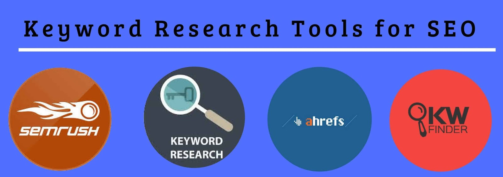 Best Keyword Research Tools 2019