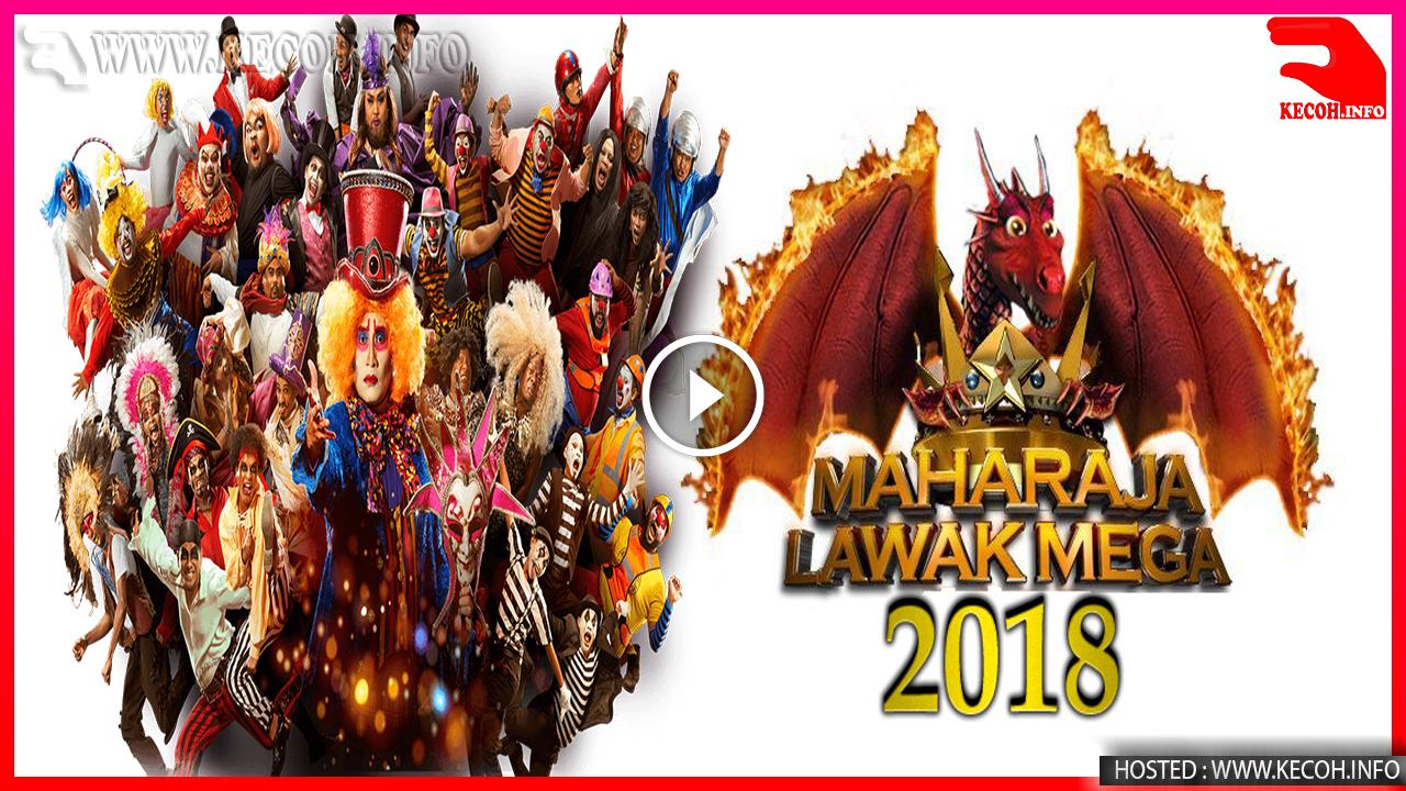 Tonton Maharaja Lawak Mega 2018 Live Streaming Online Secara Percuma