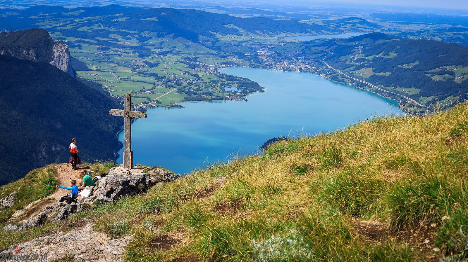 Góry Schafberg