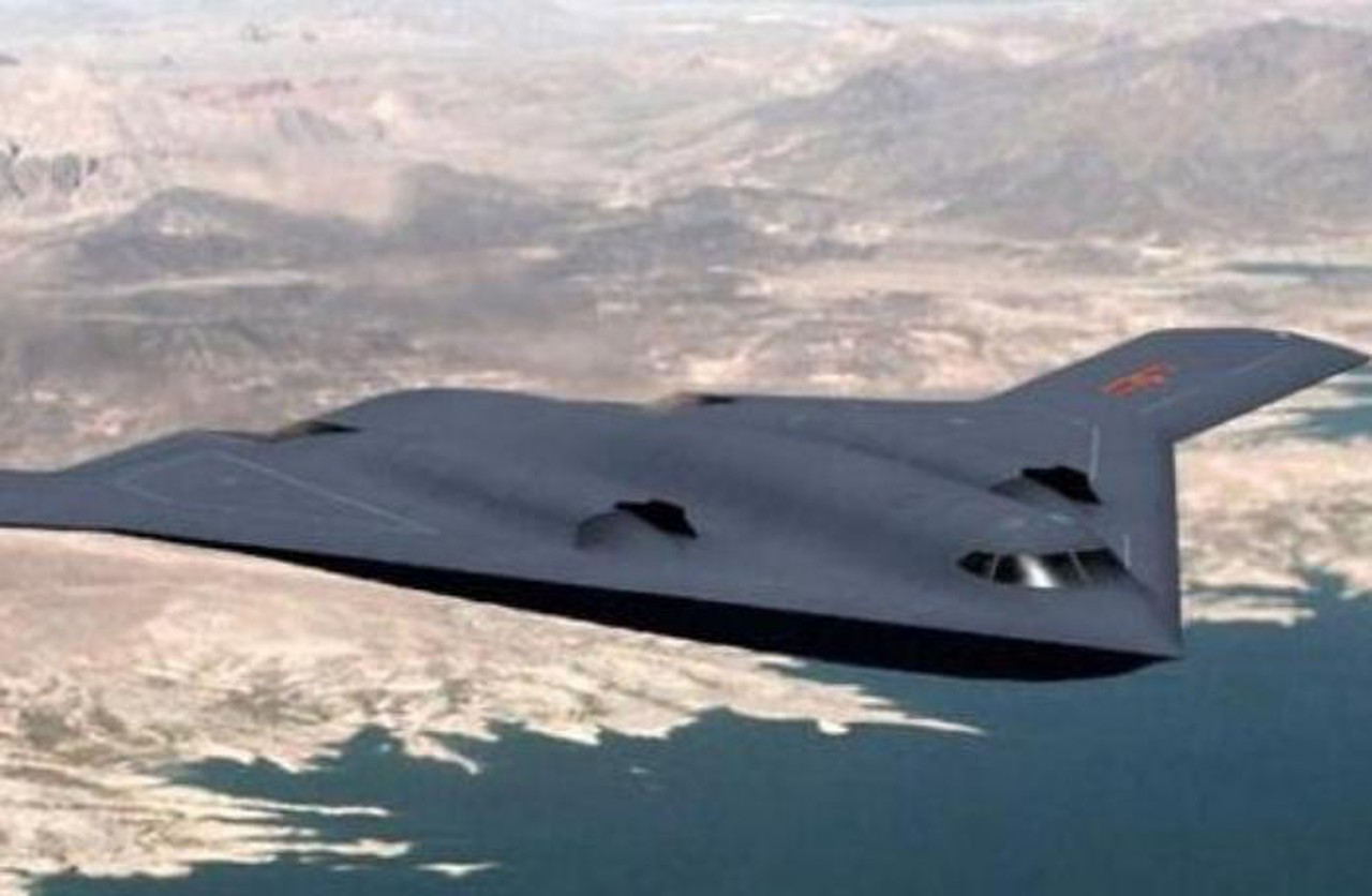 China's Xian H-20 Stealth Bomber Completes Nuclear Triad