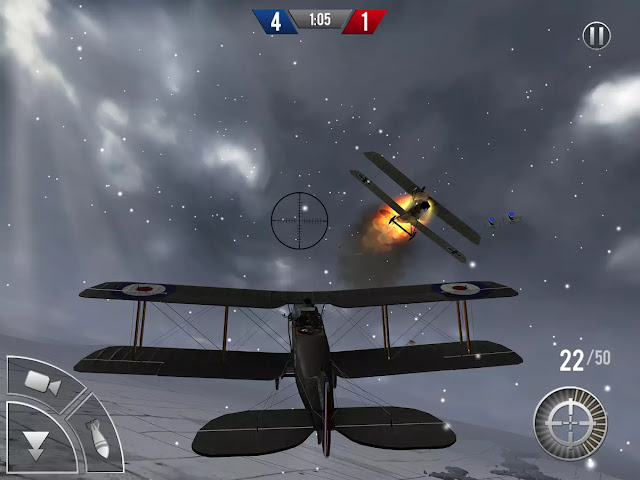 Ace Academy: Black Flight v1.0.5 Apk+Data For Android