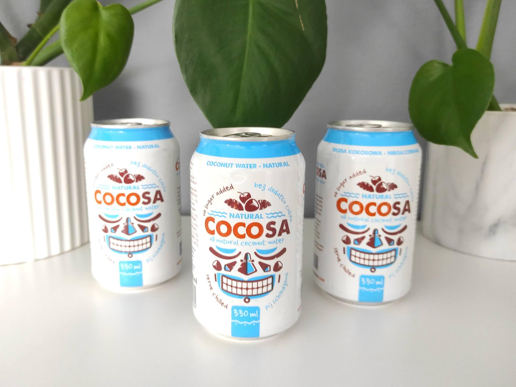Woda kokosowa cocosta