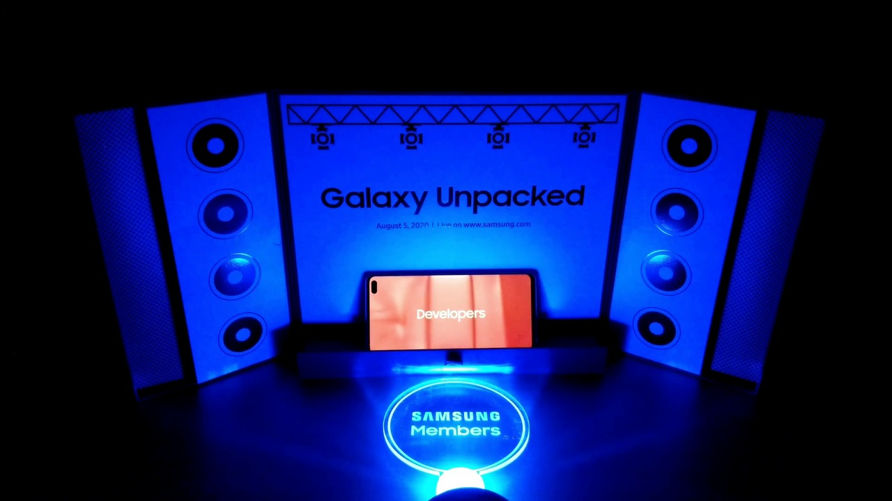 Samsung Unpacked 2020 | Video Teaser