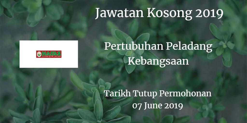 Jawatan Kosong Nafas 07 June 2019