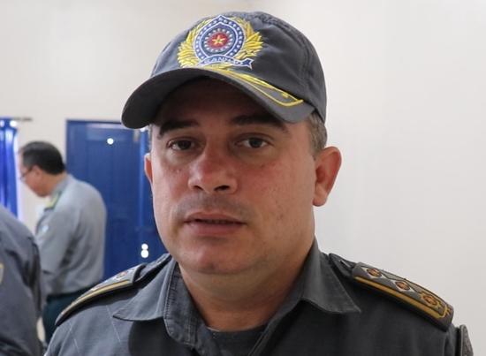 Major Ricardo será substituído no comando do 19º BPM de Pedreiras