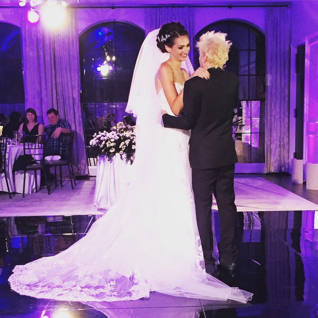 певица ариана вышла замуж фото горний