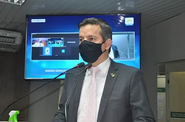 Rubens Nascimento pede que concurso municipal abranja vagas para a SEMAS