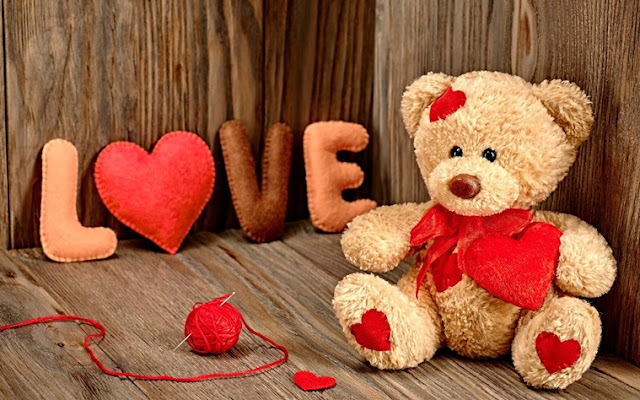 valentine teddy day image