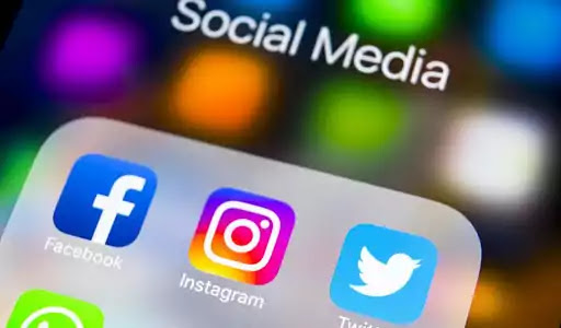 Facebook, Twitter, and Instagram ban in India, Logos