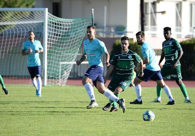 Το γκολ και οι καλυτερες φάσεις από τον αγώνα του Παναργειακού με τη Σπάρτη (βίντεο)