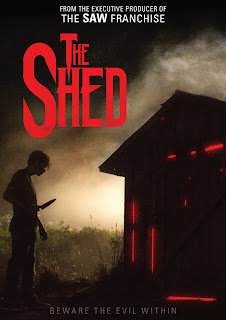 DVD Review - The Shed