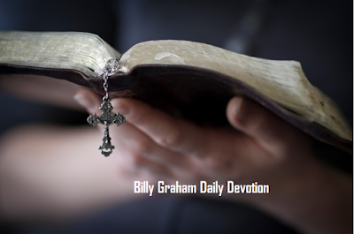 Filled With Christ by Billy Graham