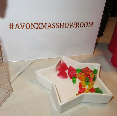 AVON XMAS SHOWROOM