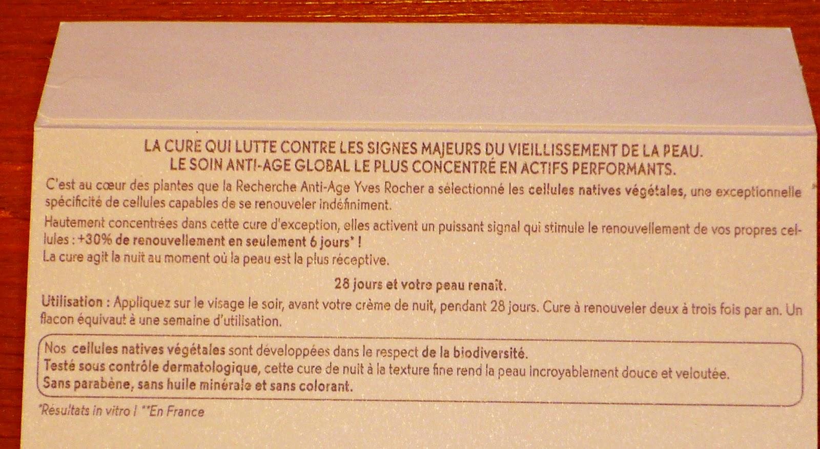 Yves rocher anti age global recenzia Sokszor - 2019