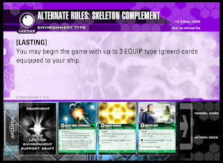 Environment Card: Alternate Rules: Skeleton Complement