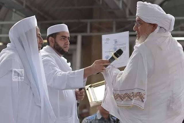Para Ulama Dunia Beri penghargaan Kepada Maulana Habib Luthfi bin Yahya