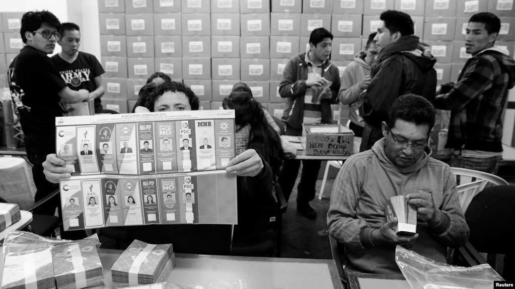 La OEA señaló diversas irregularidades en el proceso electoral de Bolivia en octubre de 2019, lo que trajo las protestas masivas, enfrentamientos con la policía y la renuncia del entonces mandatario Evo Morales / REUTERS