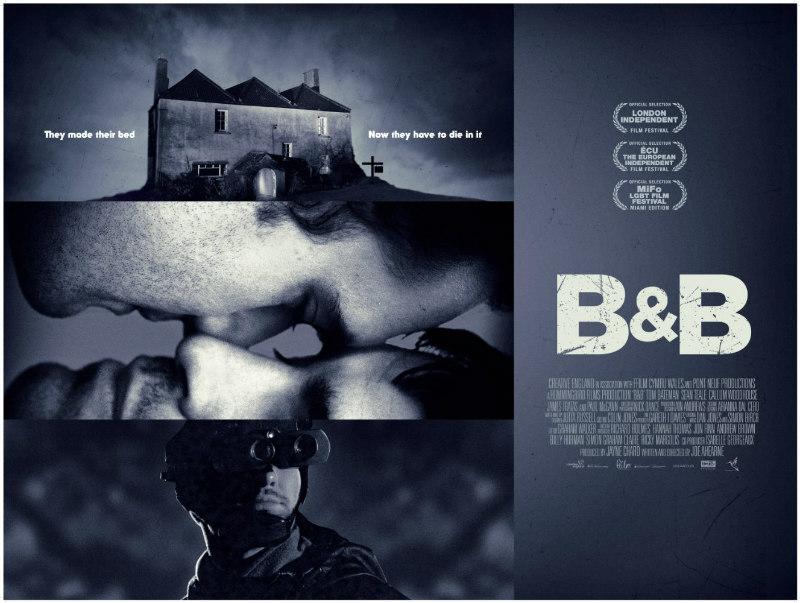 b&b film poster