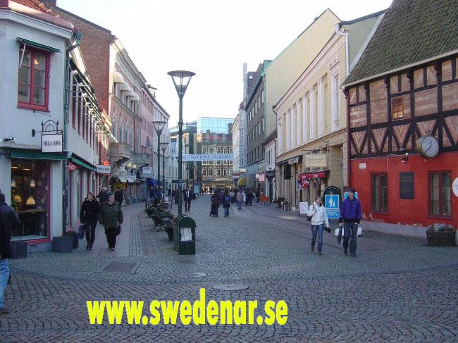 معرفة حالة المواصلات داخل شبكة طرق ميدنة ستوكهولم والازمات المرورية الموجودة