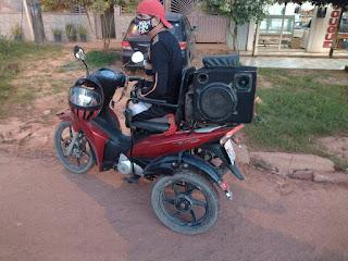 Moto Som Santarém